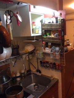 image2028529 thumbnail2 - レオパレスの超極狭キッチン★