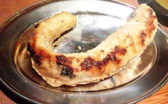 maebashikoideya - 来いで家(群馬県前橋市)【ネタ食】スーパーホルモンと言う名の丸ごとの腸