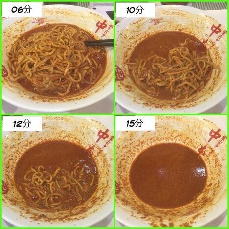 image 3f593 thumbnail2 - 蒙古タンメン中本大宮店(さいたま市)【大食い】北極の3倍を大盛りジャンボで食べてみた【激辛】
