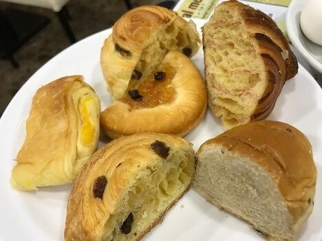 IMG 1757 thumbnail2 - シャポーブランメイチカ店(名古屋市)【食べ放題】ワンコイン以下でパンのバイキングが付く大繁盛格安モーニング【大食い】