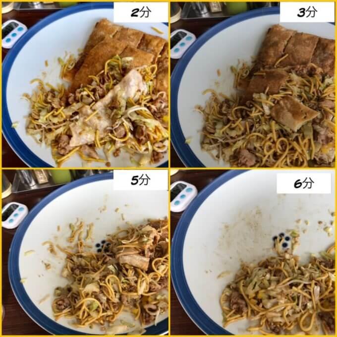 img 2314 - ちょぼ焼き焼きそば末広(熊本市)【デカ盛り】大食いと言うよりは早食い的要素のチャレンジ