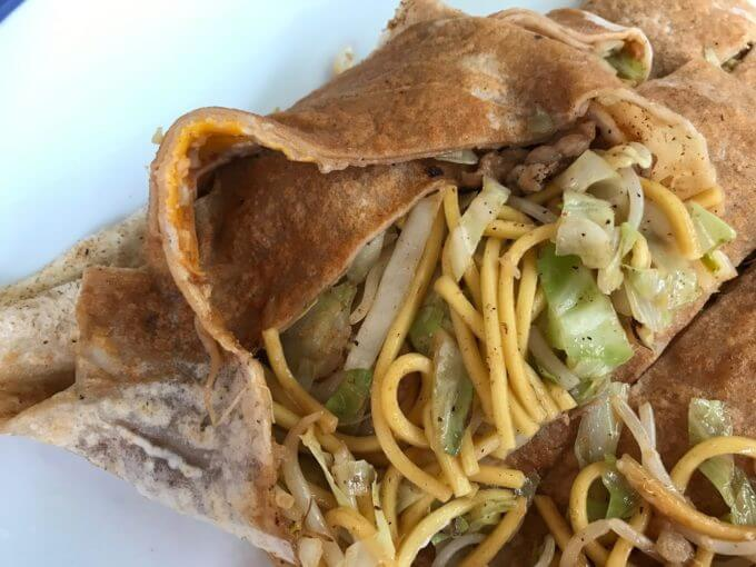 img 2578 - ちょぼ焼き焼きそば末広(熊本市)【デカ盛り】大食いと言うよりは早食い的要素のチャレンジ