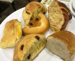 IMG 1757 thumbnail2 1 2 246x200 - シャポーブランメイチカ店(名古屋市)【食べ放題】ワンコイン以下でパンのバイキングが付く大繁盛格安モーニング【大食い】