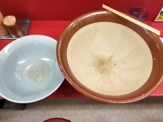 img 2485 - 立川マシマシ足利店(栃木県足利市)【デカ盛り】世話になっている立マシさんにすり鉢を贈呈して来ました