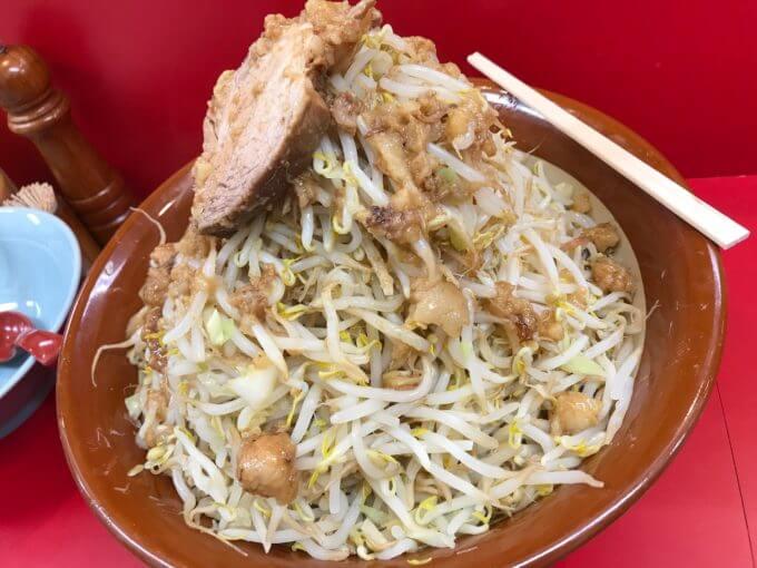 img 2740 - 立川マシマシ足利店(栃木県足利市)【デカ盛り】世話になっている立マシさんにすり鉢を贈呈して来ました