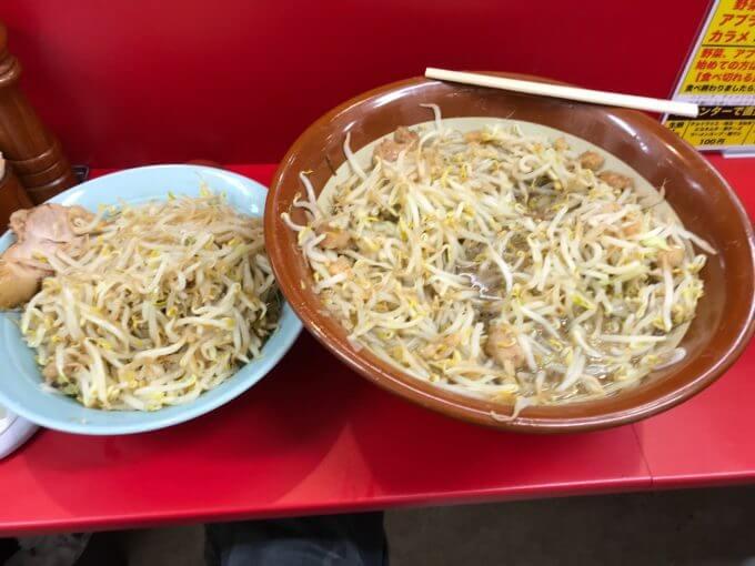 img 2746 - 立川マシマシ足利店(栃木県足利市)【デカ盛り】世話になっている立マシさんにすり鉢を贈呈して来ました
