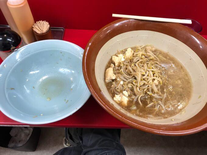 img 2749 - 立川マシマシ足利店(栃木県足利市)【デカ盛り】世話になっている立マシさんにすり鉢を贈呈して来ました