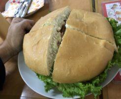 img 2778 1 246x200 - TOMI(群馬県大泉町)【デカ盛り】ブラジル街大泉の巨大メガ盛りハンバーガー【大食い】