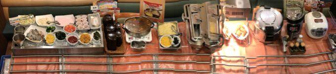 img 6451 - ココス(各店)ファミレスNo.1【食べ放題】朝食バイキングでワッフルタワー大食いアレンジ【セルフデカ盛り】
