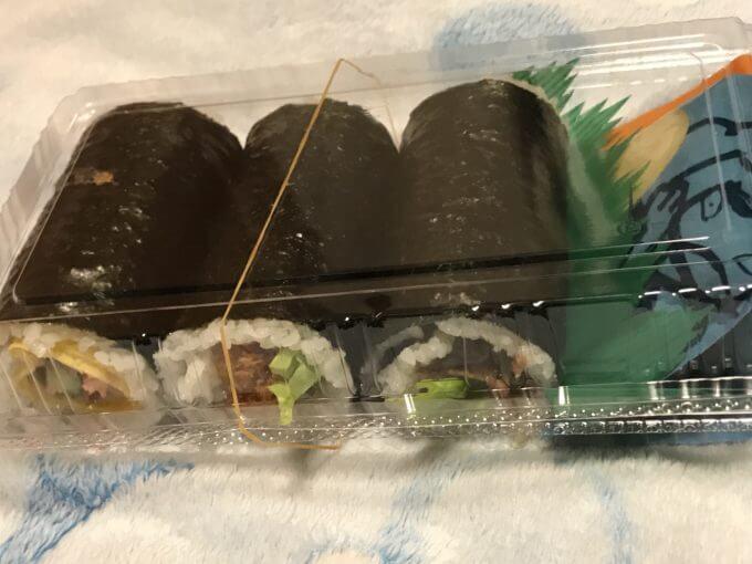 img 6732 - かっぱ寿司&魚べい&がってん寿司【恵方巻】回転寿司チェーン店3件7種食べ比べ最速レポ【大食い】