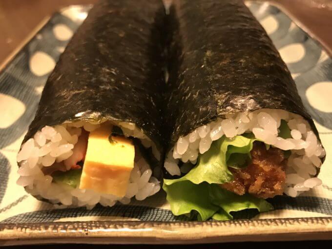 img 6742 - かっぱ寿司&魚べい&がってん寿司【恵方巻】回転寿司チェーン店3件7種食べ比べ最速レポ【大食い】