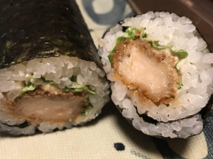 img 6743 - かっぱ寿司&魚べい&がってん寿司【恵方巻】回転寿司チェーン店3件7種食べ比べ最速レポ【大食い】