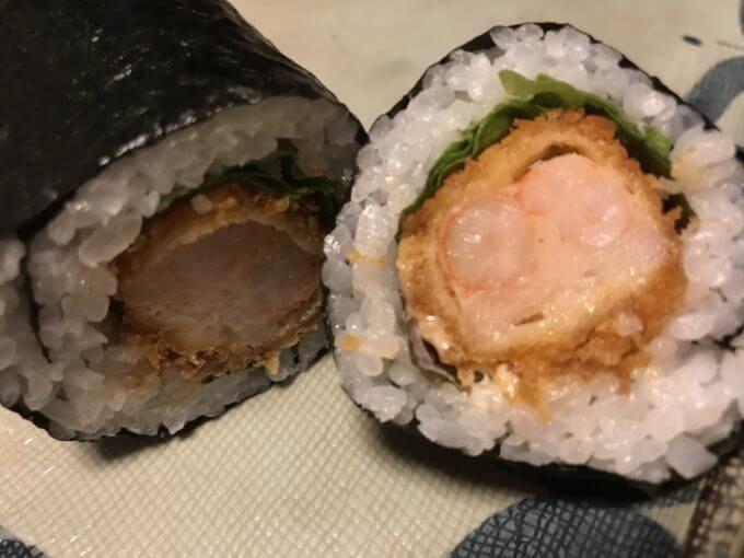 img 6748 - かっぱ寿司&魚べい&がってん寿司【恵方巻】回転寿司チェーン店3件7種食べ比べ最速レポ【大食い】