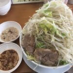 img 7119 150x150 - ラーメンジライヤ(熊谷市)【デカ盛り】やりすぎ極太麺やりすぎ幅広麺やりすぎ肉塊が1つの丼に