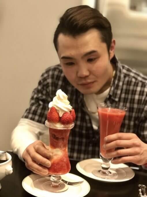 img 8352 - フルーツダイニングパレットパセオ店【大食い】二郎系からの極厚デカ盛りフルーツサンド【スイーツ】