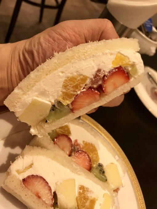 img 8379 - フルーツダイニングパレットパセオ店【大食い】二郎系からの極厚デカ盛りフルーツサンド【スイーツ】