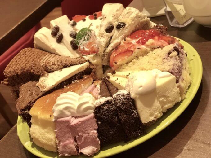 img 8463 - スイーツパラダイス大宮店(他各店)【15周年フェア】ケーキやパスタが1000円食べ放題イベントを検証レポ【大食い】