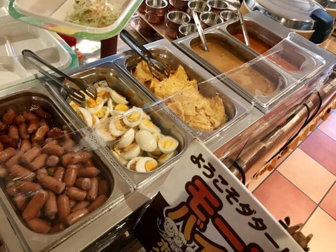 img 8522 - ダタール(さいたま市)【食べ放題】インドカレー朝食バイキング【大食い】アパホテル併設