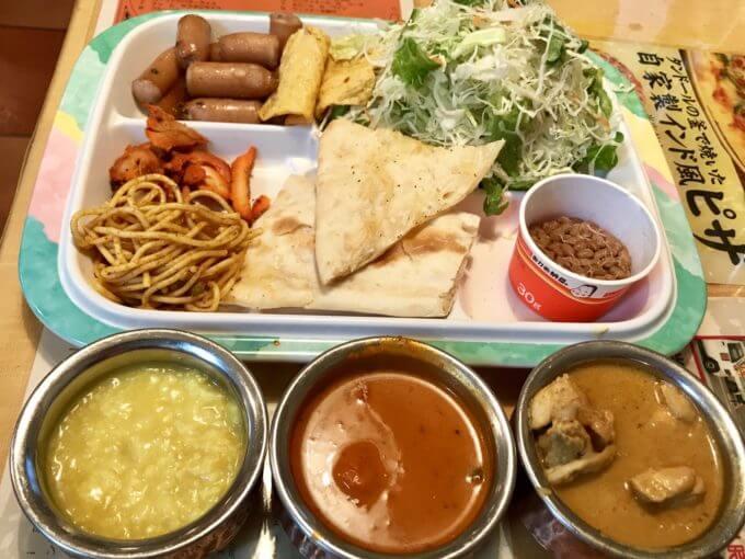 img 8532 - ダタール(さいたま市)【食べ放題】インドカレー朝食バイキング【大食い】アパホテル併設
