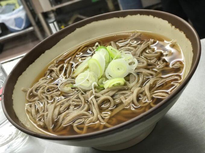 img 8756 - そば処桔梗(長野県塩尻市)日本一狭いと言う噂のそば屋は本当に狭かったけど味は絶品