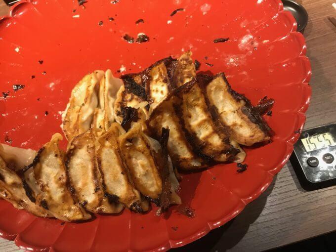 img 8793 1 - 肉餃子専門店THEGYO(名古屋市)【デカ盛り】肉餃子大食いチャレンジ【完食で無料】
