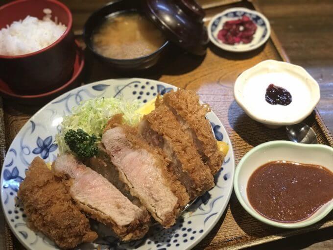 img 0391 - かつ勇(埼玉県上尾市)【大食い】分厚くエロピンクなリブロースと焼きとんかつ2個食い