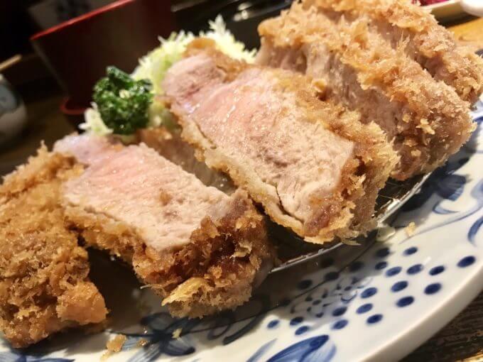 img 0394 1 - かつ勇(埼玉県上尾市)【大食い】分厚くエロピンクなリブロースと焼きとんかつ2個食い