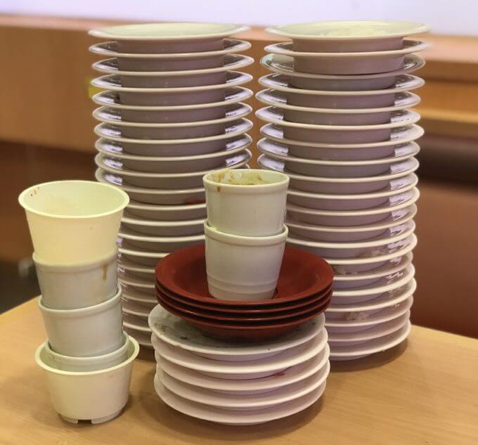 336DA1DF 61F0 4061 AD5A AADAB610F741 - かっぱ寿司新座店(他各店)【土日も開催】遅い時間でも週末も毎日食べ放題を開催している日本唯一の店舗があった