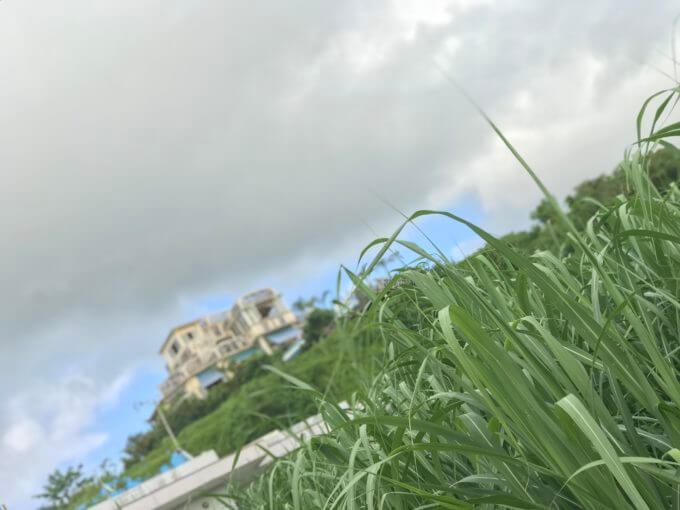 B9CEEC19 01B0 43A4 A524 F9BB5DD2A0FB - アイスクリンカフェアーク(沖縄県本部町)【大食い】お城から望む絶景とアイスクリン食べ放題【スイーツ】