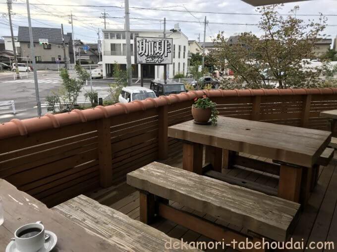 B7E6563B 98A2 465B 9AAB 1AF78520A9C9 - サッチモ(岡崎市)【大食い】フルーツが映える大繁盛神モーニングのおしゃれカフェ