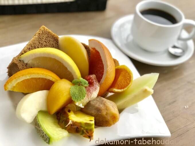 7FBF1DBC 26A6 4CA2 AAEF 5EA877D833D2 - サッチモ(岡崎市)【大食い】フルーツが映える大繁盛神モーニングのおしゃれカフェ