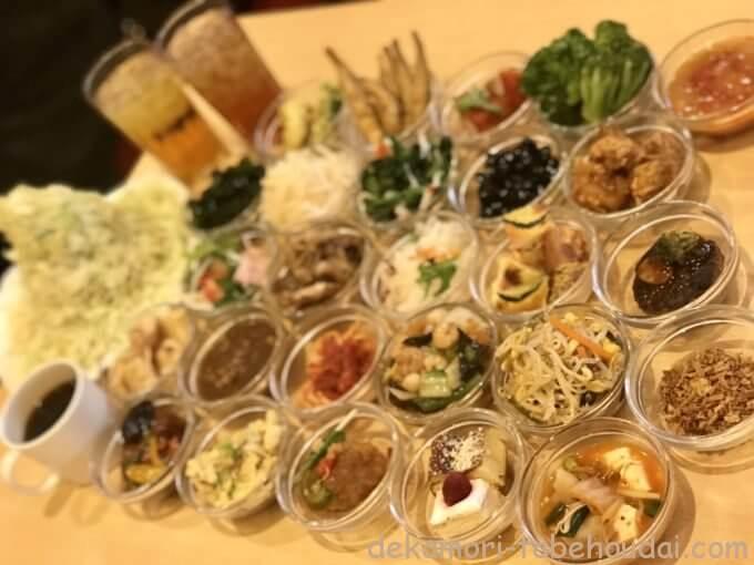 FE6D492A 81E1 4541 A0AC F46D25CE070C - 神戸クックワールドビュッフェ(各店)【食べ放題】100種類以上の世界各国の料理やスイーツに大満足【大食い】