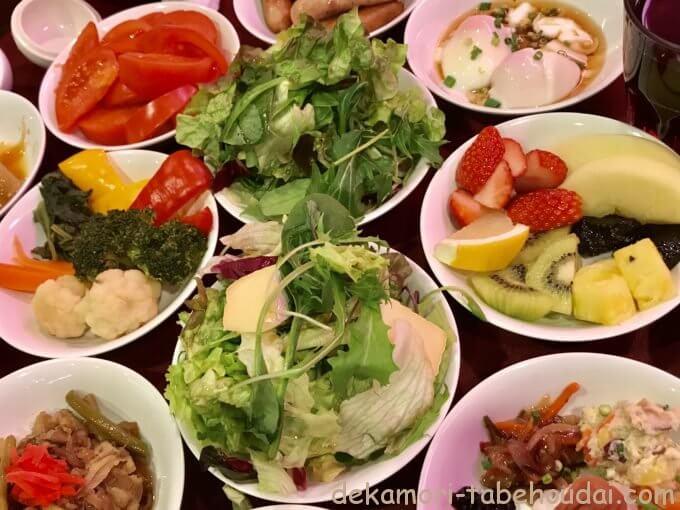 E9461C1D 2579 4C97 B561 6705F58EAF6F - サーフ&ターフ(熊谷市)【食べ放題】スイーツも充実ホテル内の豪華ビュッフェ【大食い】